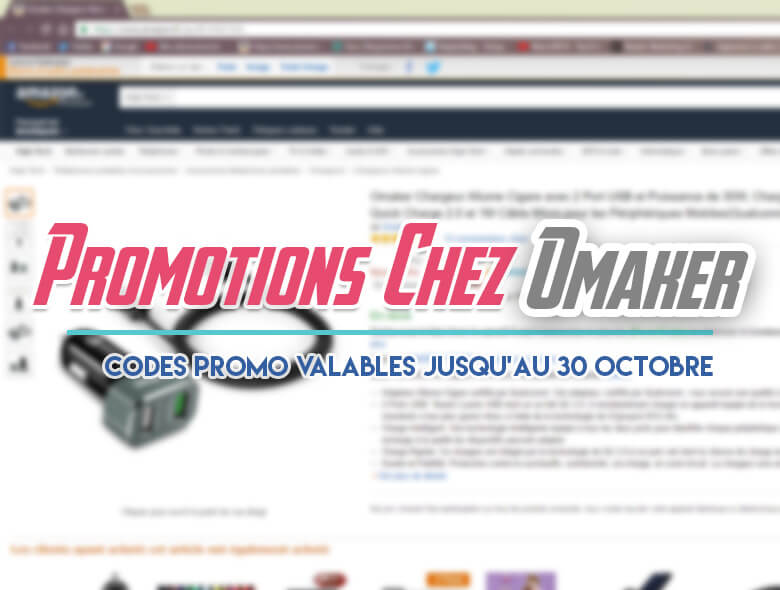 Code promo omaker