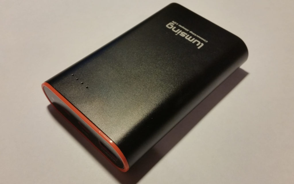 Test Lumsing Grand A2 Fit 10050 mAh