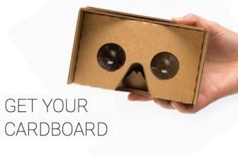 Google Cardboard Jeco , L'oculus rift en carton ? Une révolution ? – Avis