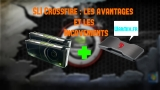 Différences entre SLI et Crossfire : Les Avantages et les inconvénients.