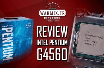 Intel Pentium G4560, le nouveau roi du budget ?