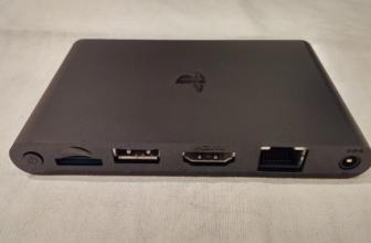 Test & présentation : mon avis sur la Playstation TV !