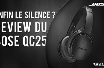 Enfin le Silence  ? – Review du Bose Quiet Comfort 25!