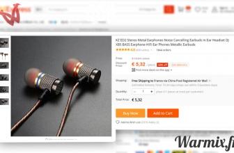 Test – Speed Review : Les écouteurs KZ ED2 !