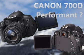 TEST & REVIEW – LE CANON 700D EST-IL PERFORMANT ?