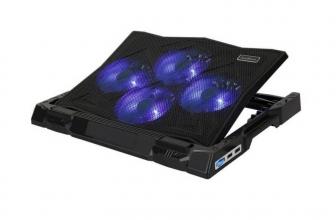 Seedforce CLP-P02 : un excellent refroidisseur pour PC portable !