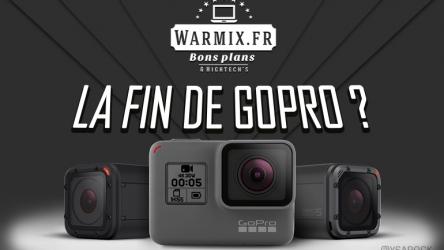 GoPro, bientôt la fin ?