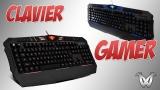 Clavier Gamer Rétroéclairé pas cher! Spirit Of Gamer xpert-k9