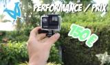 Une Camera ThiEYE I60 à 100€ : 120fps en 720p et 60fps en 1080p ! Mon avis!