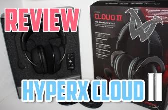 Présentation – test d'un casque gamer: l'HyperX Cloud 2!