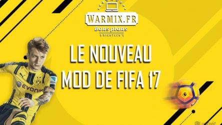 Le mod le plus incroyable de FIFA 17 – The Journey en mode carrière manager – PC