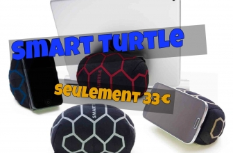 Petit test du support Smart Turtle