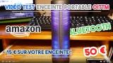 [Unboxing & Review FR] Une enceinte portable OITTM puissante à moins de 50 € !
