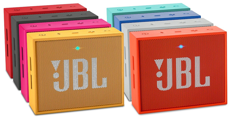 Enceinte JBL GO Portable Compatible avec Smartphones