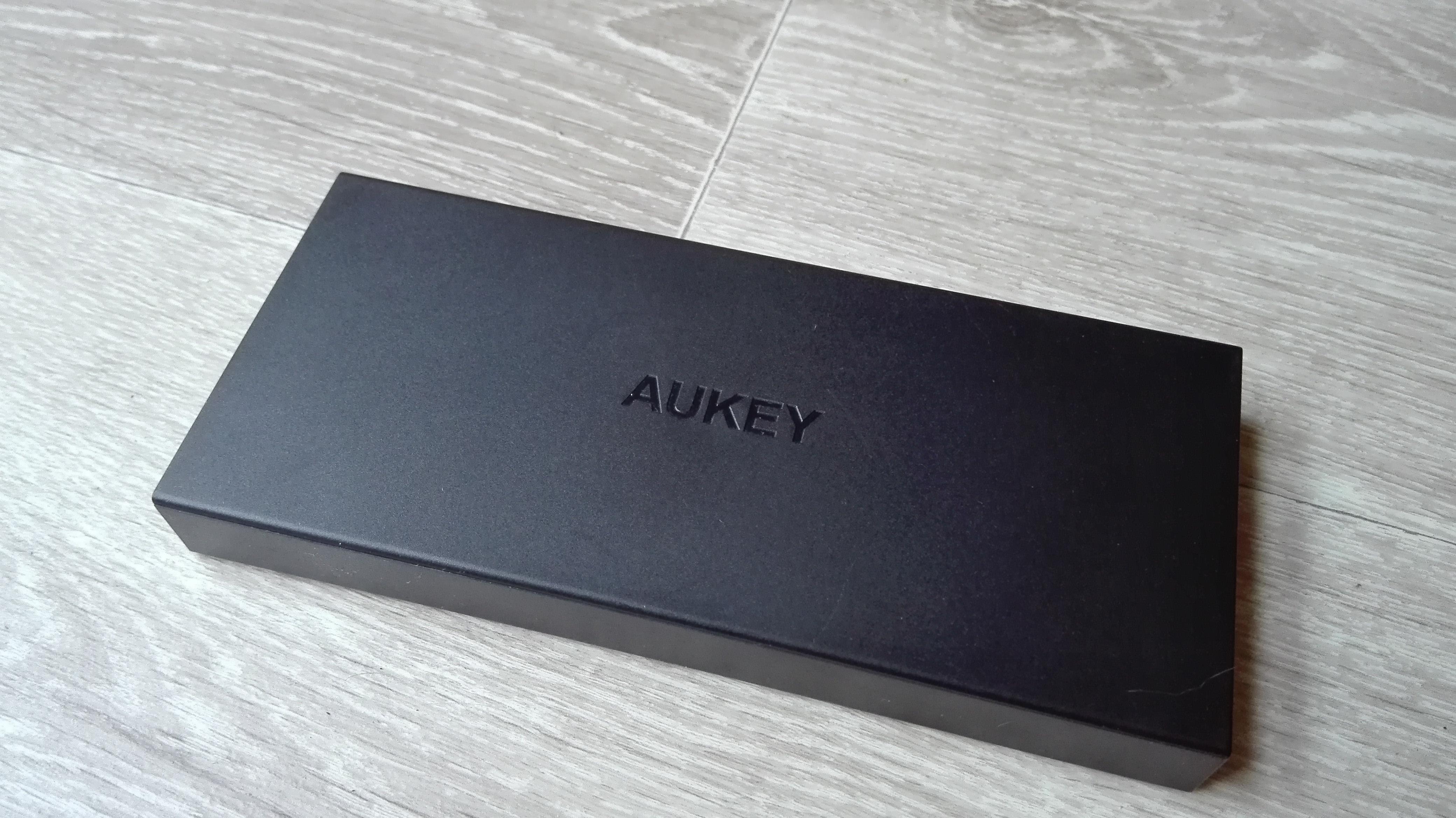 test Batterie Aukey 16000 mAh review KEY 16000MAH QUICKCHARGE