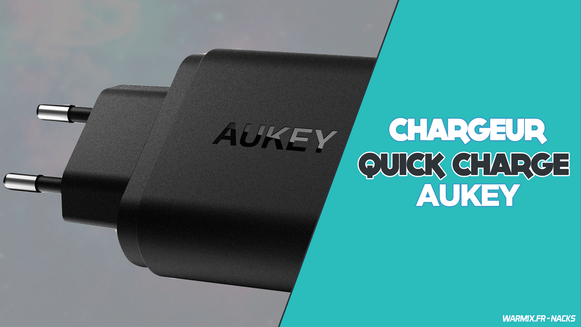 Review/test – Un bon chargeur pour 10€ ? – AUKEY PA-T9 Quick charge 3.0 !
