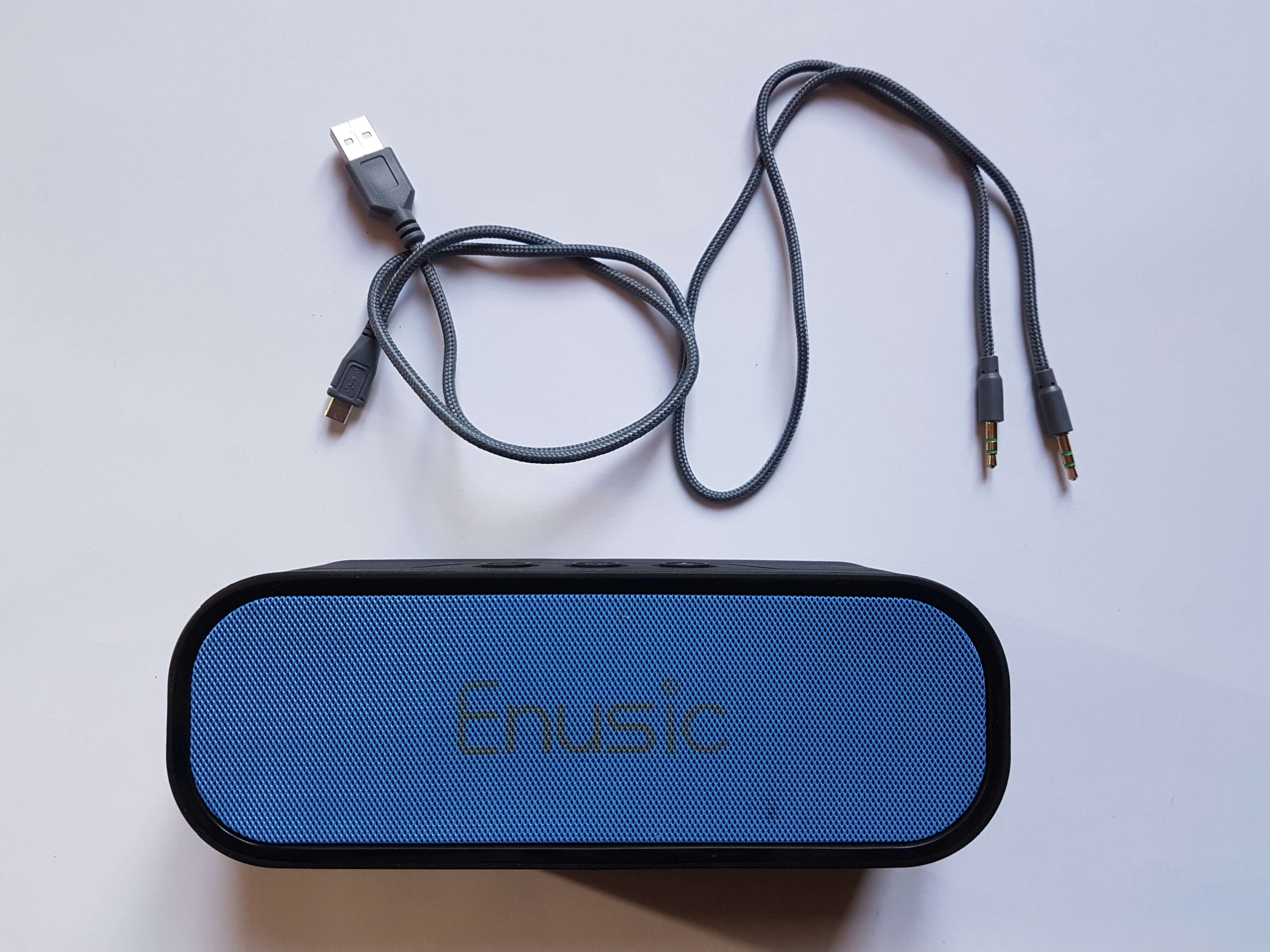 Enceinte portable Enusic Bangood